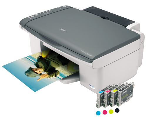 pilote imprimante epson stylus dx4200