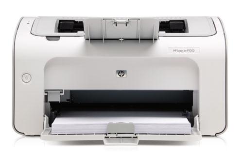 imprimante hp laserjet p1005