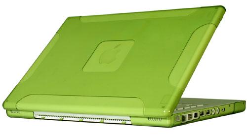 """speck coque de protection verte pour macbook 13"""" - sac pour"""