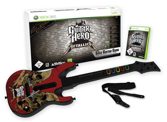 guitare xbox