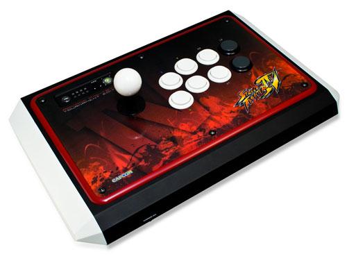 Avis sur les sticks Stick-arcade-Street-Fighter-4-pour-Xbox-360-Madcatz