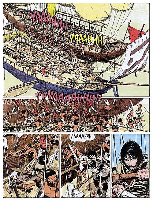 Thorgal - Tome 10 - Le Pays Qâ - Grzegorz Rosinski, Jean Van Hamme ...