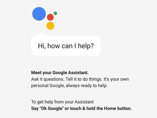 O teu assistente digital