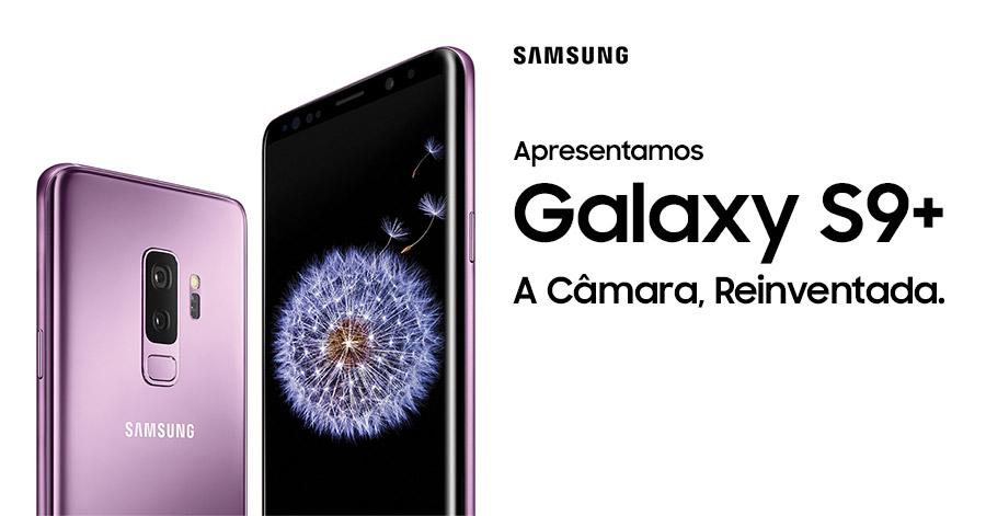 07a2cbc0d0 Novos Samsung Galaxy S9 e S9+ - Samsung