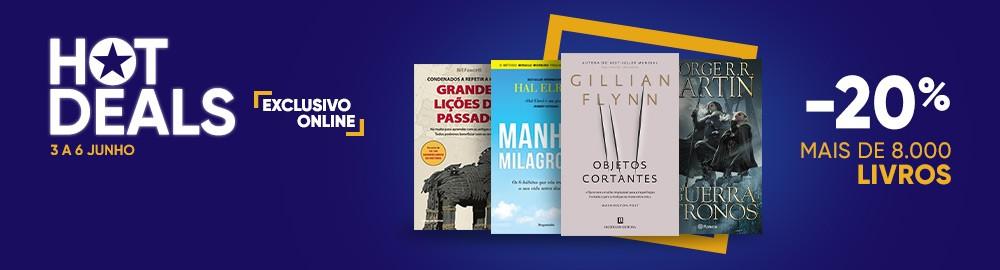 4fc499d4a Livros e eBooks: Romance, Banda Desenhada, Livros Escolares na Fnac.pt