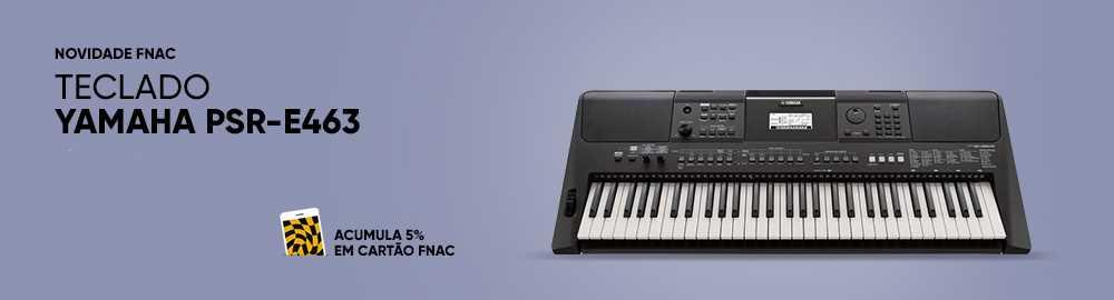 606e746ed1f4e Pianos e Teclados - Ver Tudo - Compra online na Fnac.pt